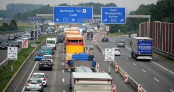 Thi bằng lái xe ở Đức qua góc nhìn của người Việt