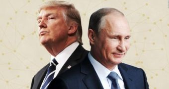 Người Đức: Ông Trump đe dọa hòa bình thế giới hơn ông Putin