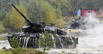 """Đức lên kế hoạch """"hồi sinh"""" Leopard 2"""