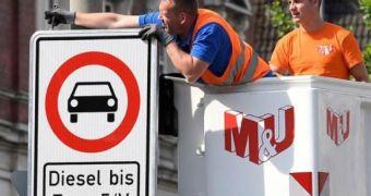 Các nhà sản xuất ô tô Đức sẽ trả tiền nhằm đổi các mẫu diesel cũ lấy các mẫu xe mới