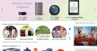 Điểm danh các sản phẩm giá ưu đãi trên Amazon Đức