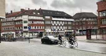Münster – thành phố xe đạp của Đức