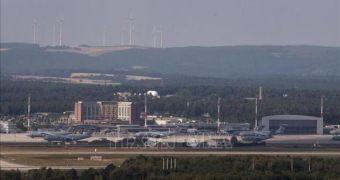 Trung tâm vũ trụ mới của NATO tại Đức