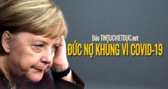 Đức dự kiến vay ròng trong năm 2021 lên tới 190 tỷ USD do COVID-19